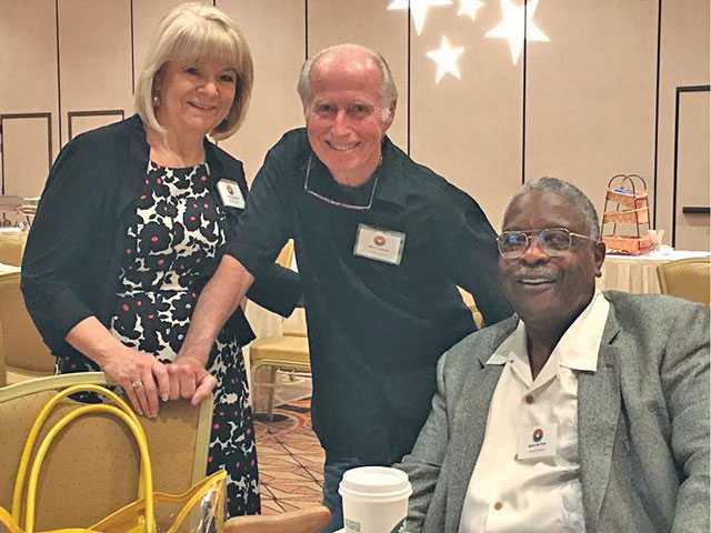 Linda & Stan Cockerell & Willie McTear photo - latest news of california