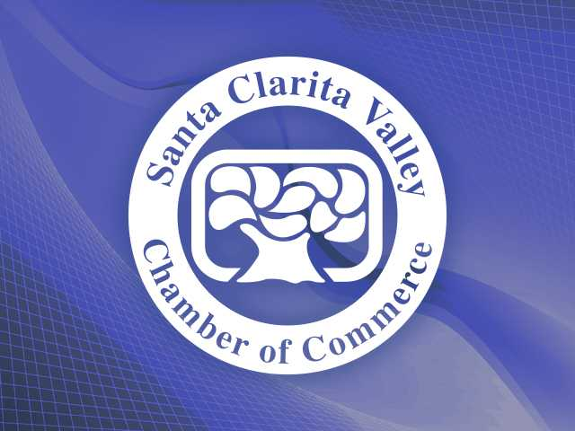 Santa clarita chamber of commerce logo