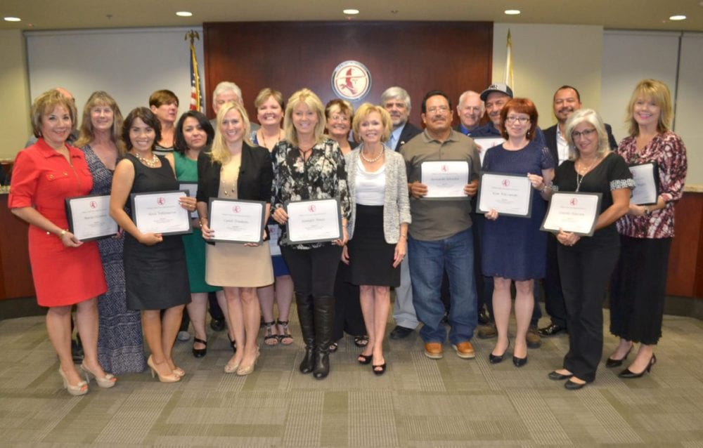 Hart Employees of the Year recognized by Hart Board