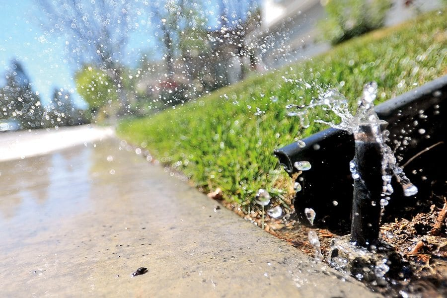 Lawn watering returns to SCV – but will rate hikes follow?