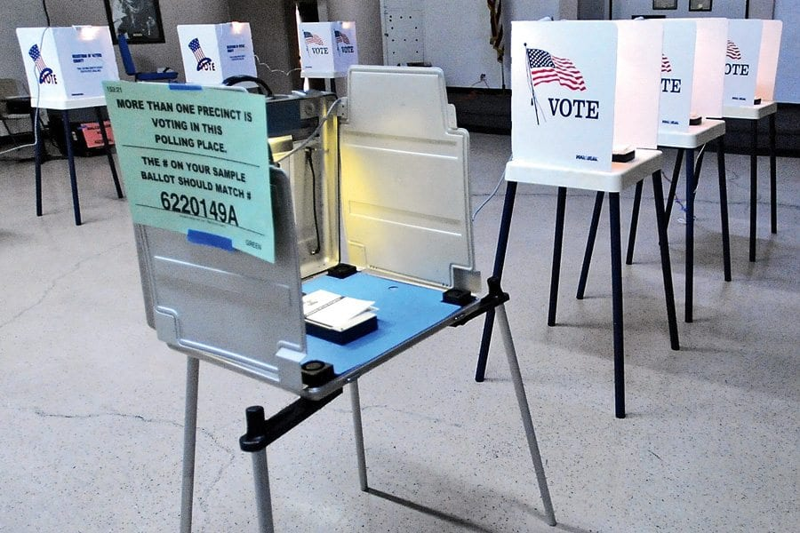 Free postage will be used for mail-in ballots starting next year