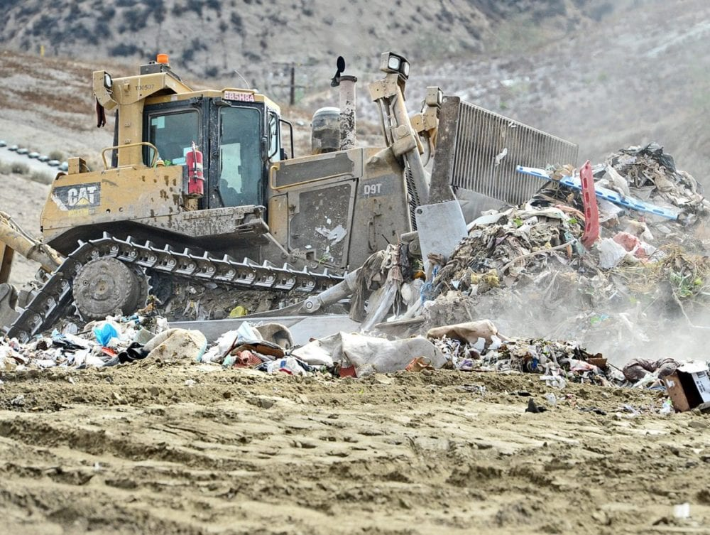 Chiquita Canyon Landfill to pay for monitoring