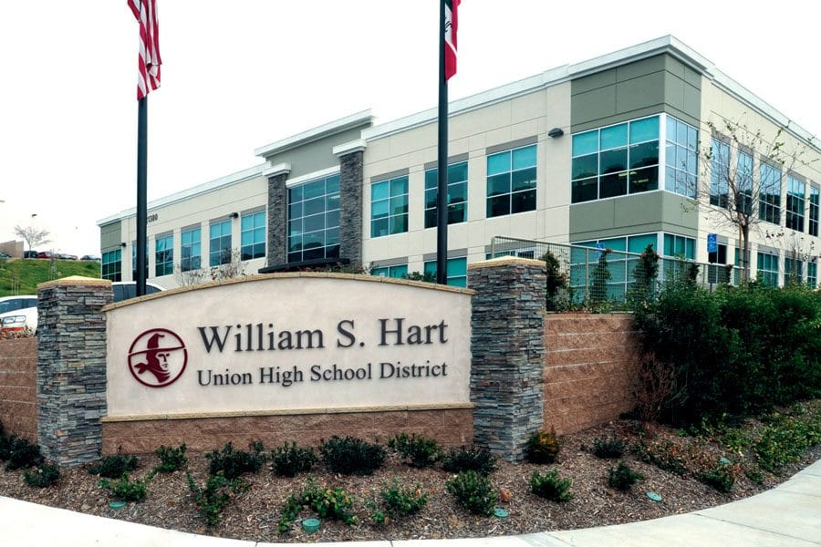 Hart Board president's comments spark social media criticism