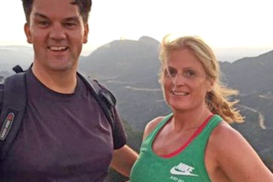 Building a relationship through running