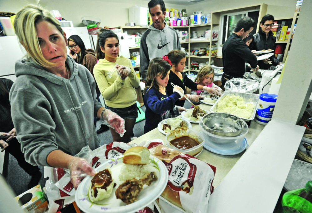 Silvia Gutierrez, Hunt Braly: Serving the needs of the homeless