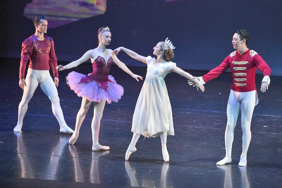 Santa Clarita Ballet wows young audiences with 'The Nutcracker'