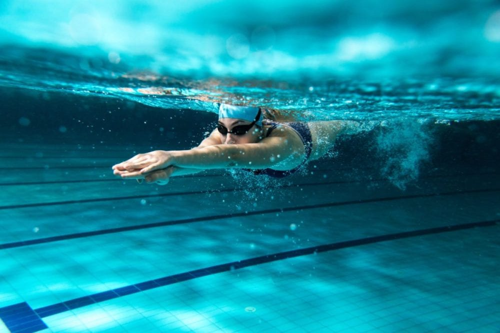 Master's, Olympic medalist to launch swimming and diving program – Santa Clarita Valley Signal