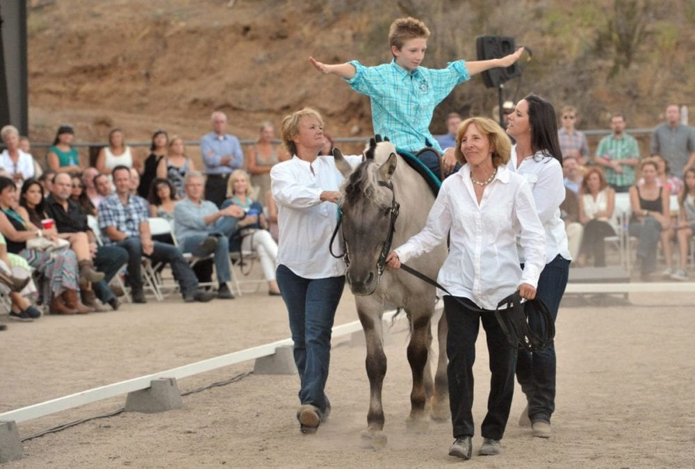 23rd annual 'Heart of the West' to benefit special needs therapy programs