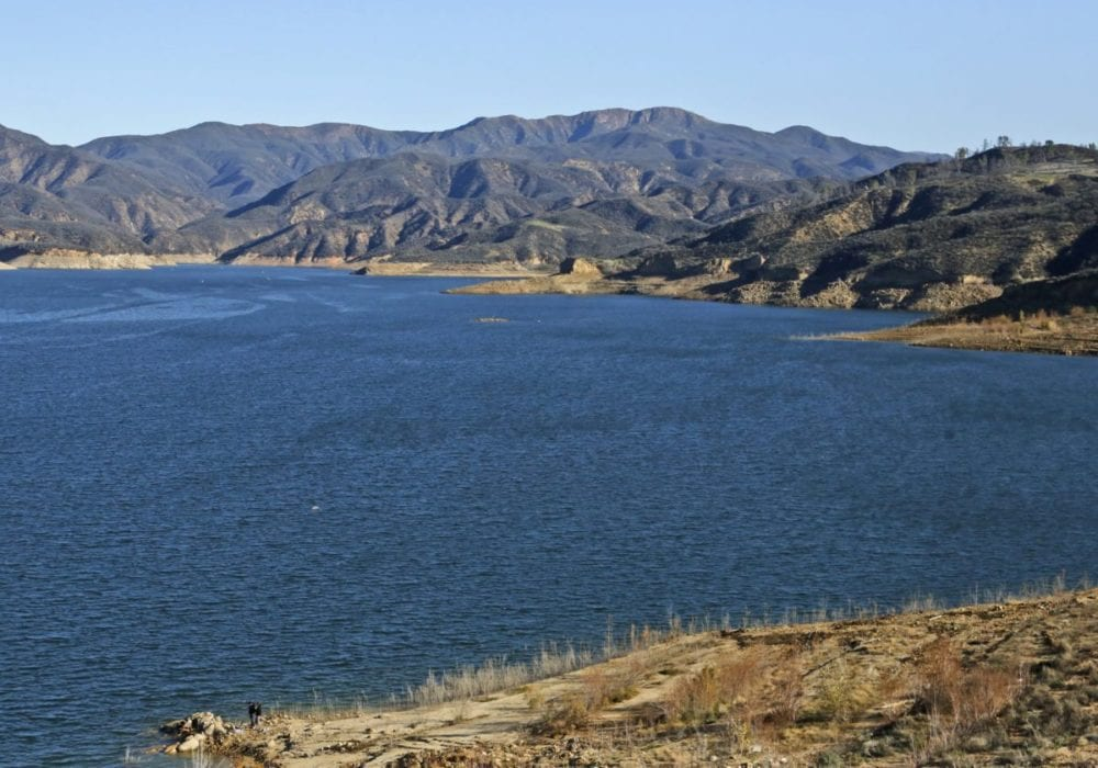 """Water officials: """"Historic precipitation"""" ended drought"""