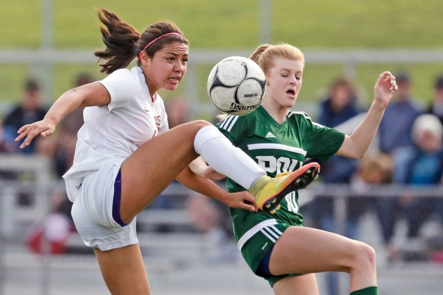 Understanding overtime: Girls soccer teams ready mentally and physically