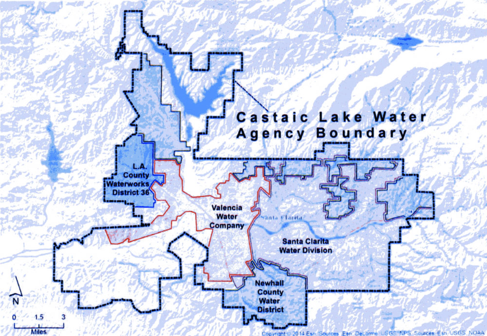 Senator Wilk amends water district bill to reflect role of agencies