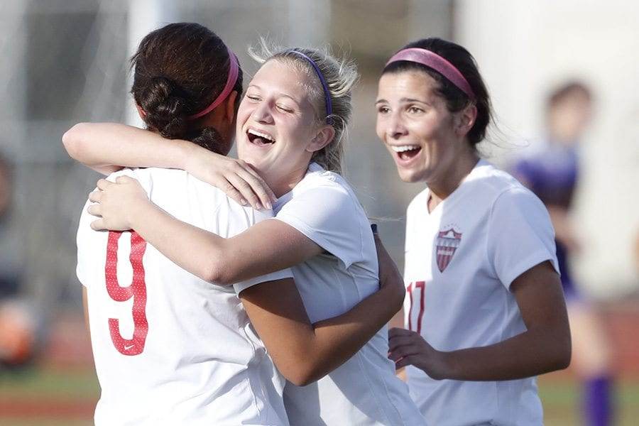 Hart girls soccer ready for rematch in quarters