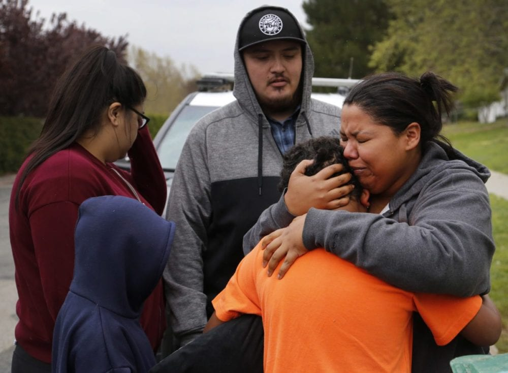 UPDATE: Missing Saugus boy reunited with family