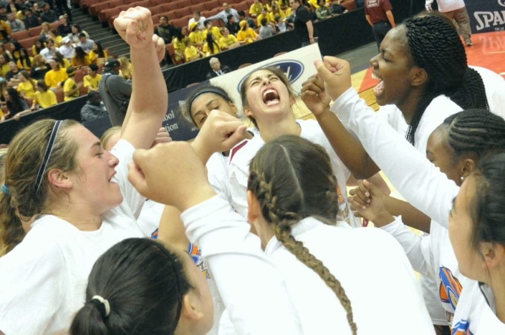 Valencia girls hoops defeats Canyon for first CIF-SS title