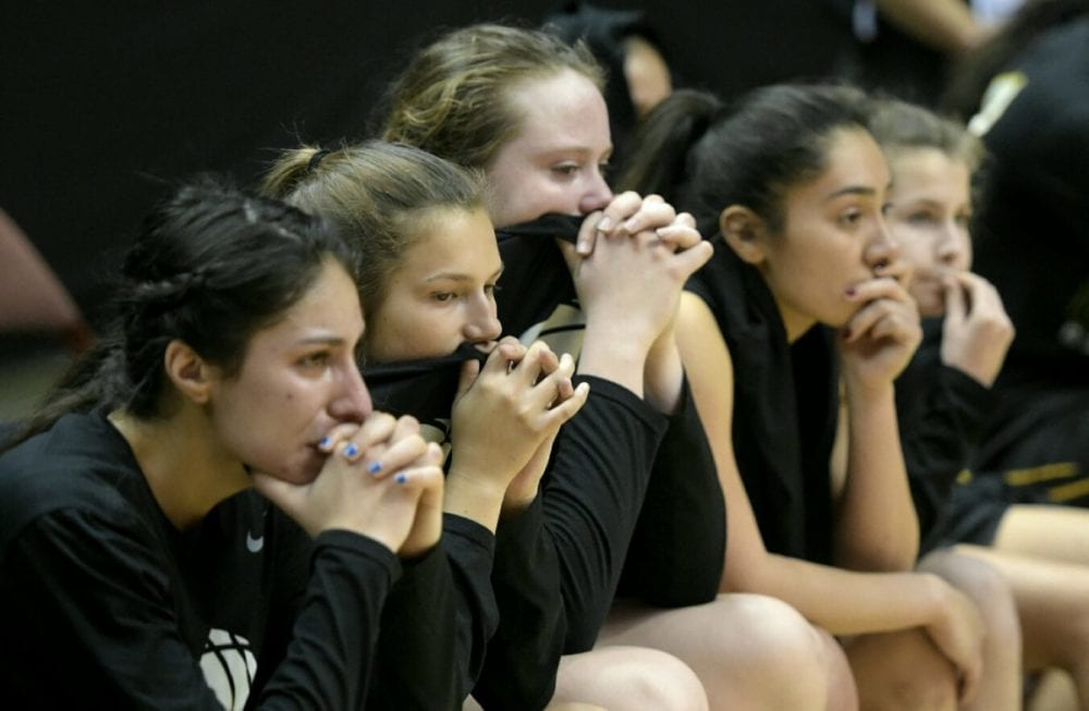 Canyon girls hoops falls for second consecutive year in CIF finals
