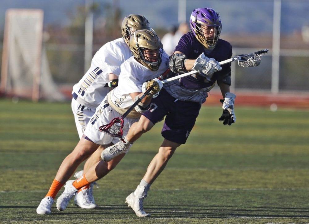 West Ranch boys lacrosse defense keeps Valencia quiet