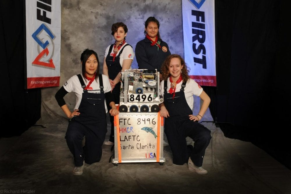 'Heat it up and Keep it cool' takes First Place at Western States Super Regional