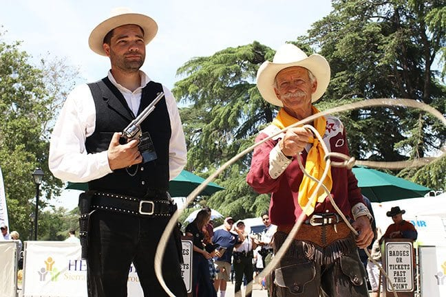 Volunteers wanted for 25th annual Cowboy Festival