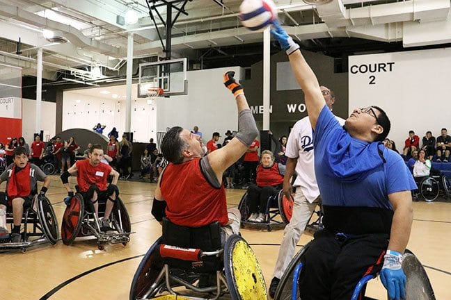 Seventh annual Wheelchair Sports Festival to feature sports, youth camp