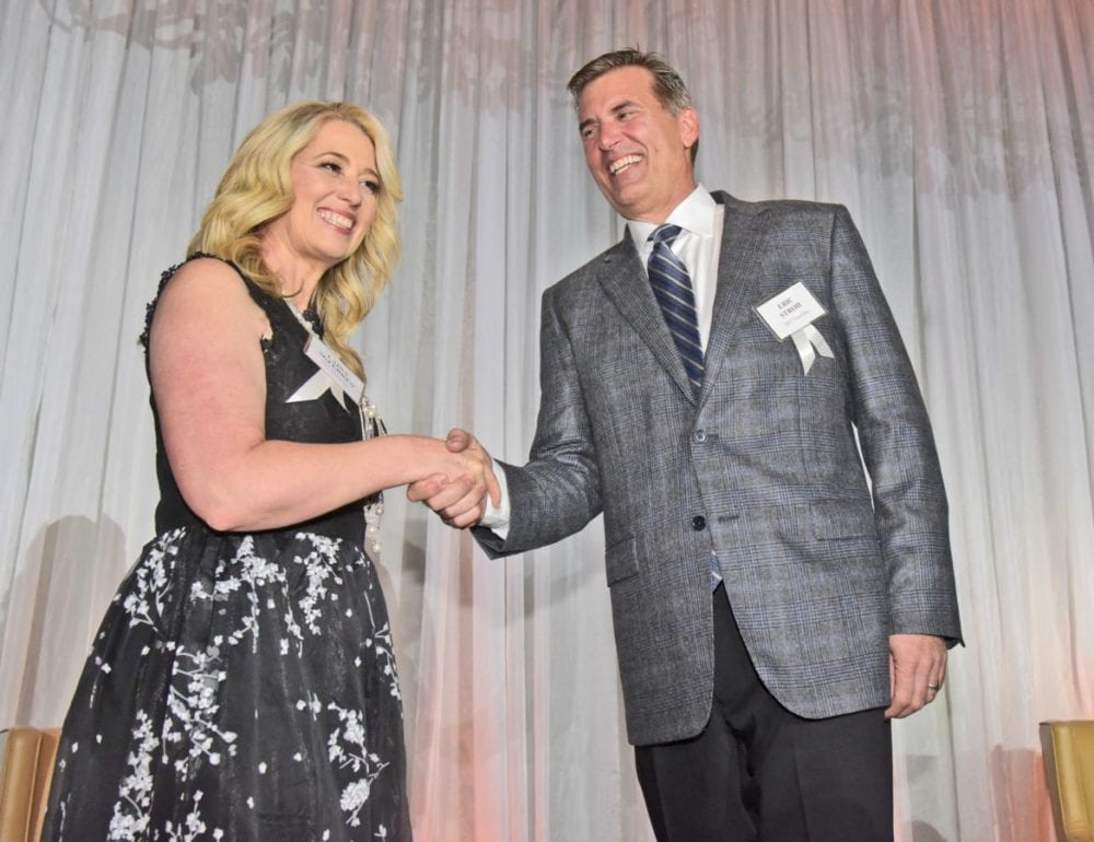 Hundreds gather at SCV Man and Woman of the Year recognition dinner