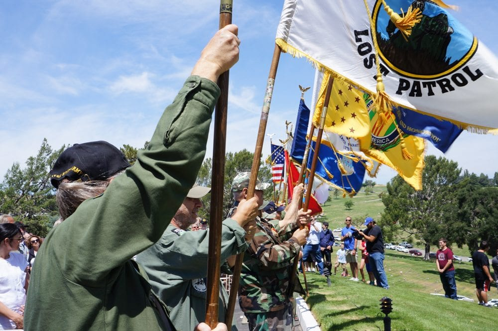 """Greatest Generation"" honored at Memorial Day tribute"