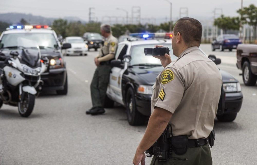 "UPDATE: SCV Sheriff's deputy injured in Valencia crash ""doing OK"""