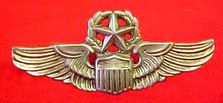 Keith Smith Command Pilot Wings 2