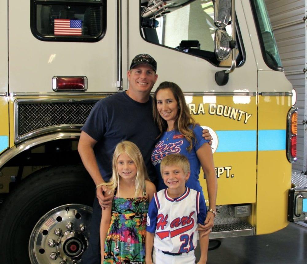 Golf tournament will raise funds for family of fallen firefighter