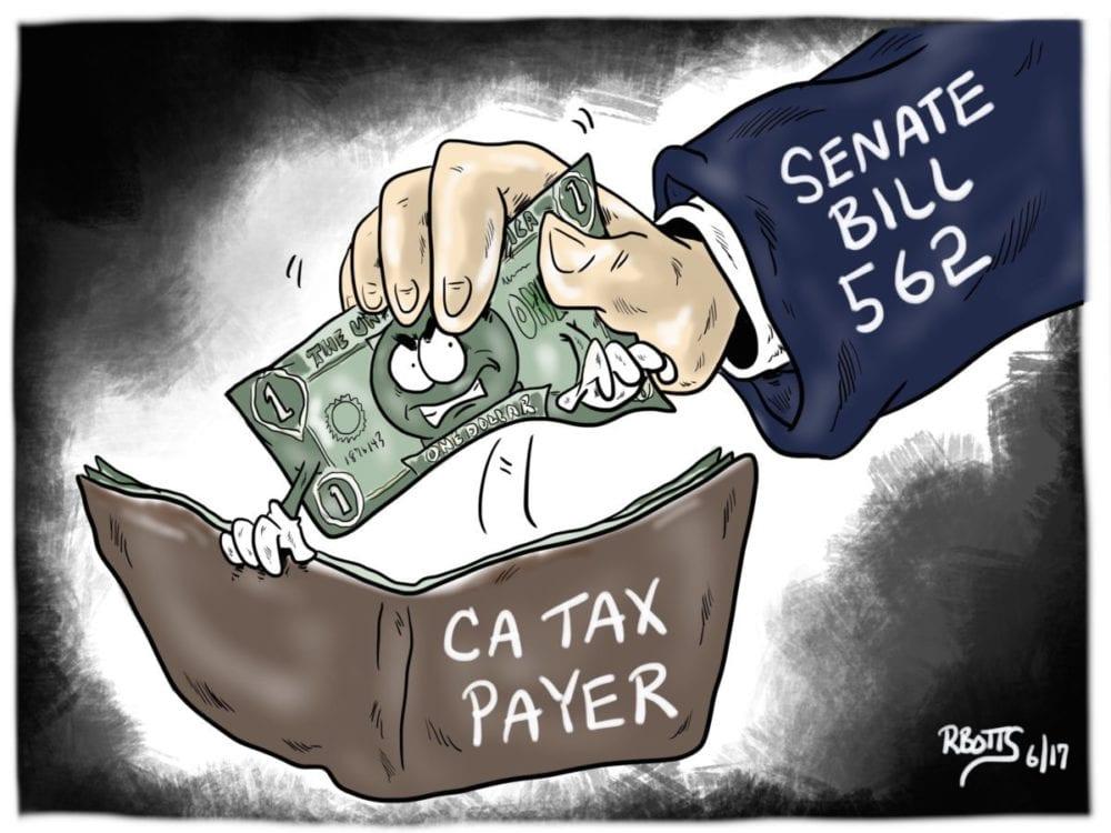 Gordon Katz: Time to say 'enough' to government spending