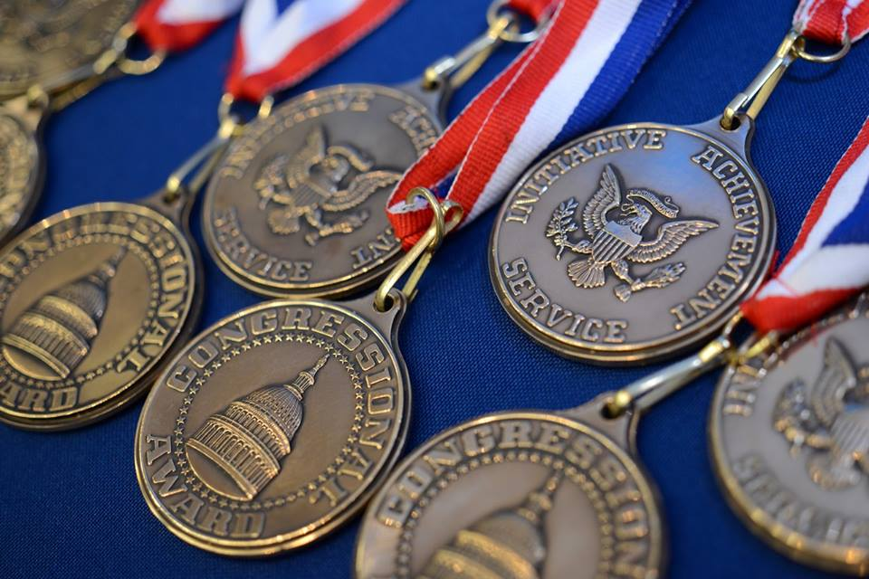 Two Santa Clarita youth will receive The Congressional Award Gold Medal