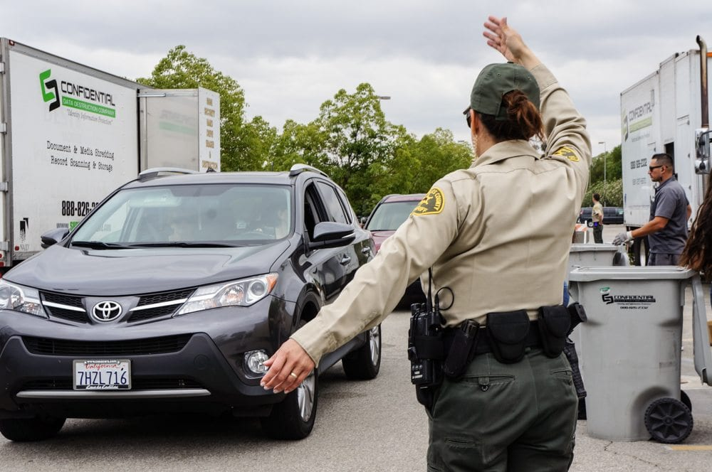 Sheriff's Station to hold community safe shred/e-waste event.