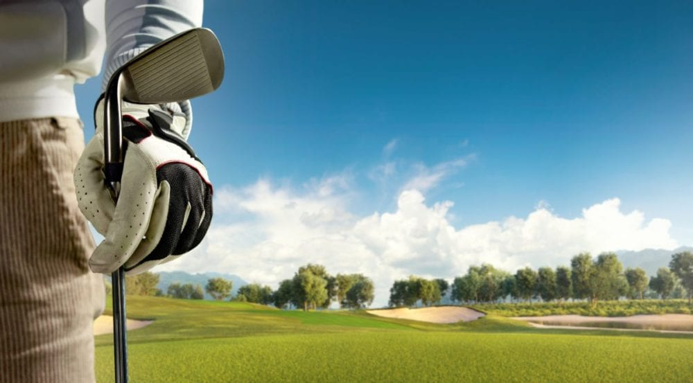 Changing training for junior golfers