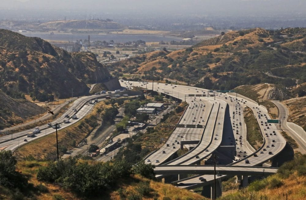 Caltrans celebrates start of I-5 construction