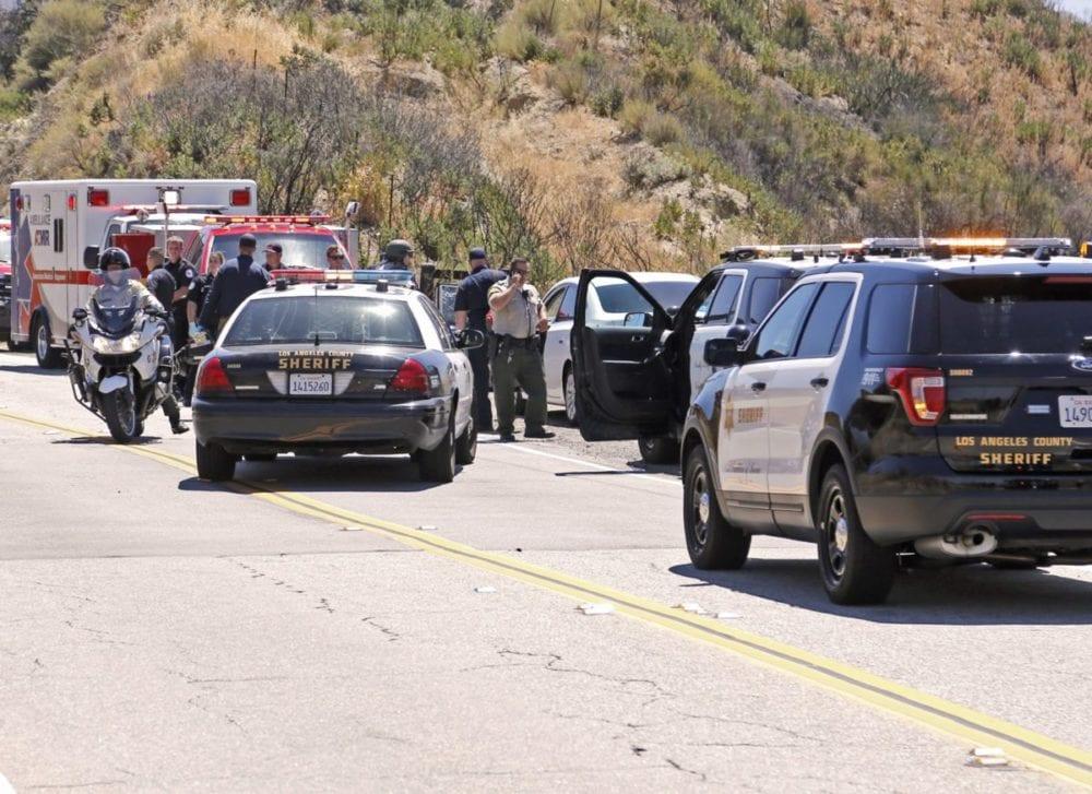 Coroner: Placerita car shooting was suicide