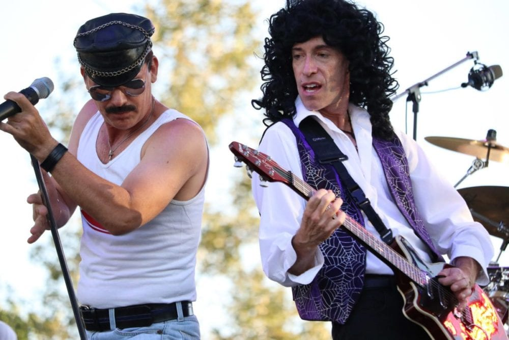 Queen Nation returns to Concerts in the Park