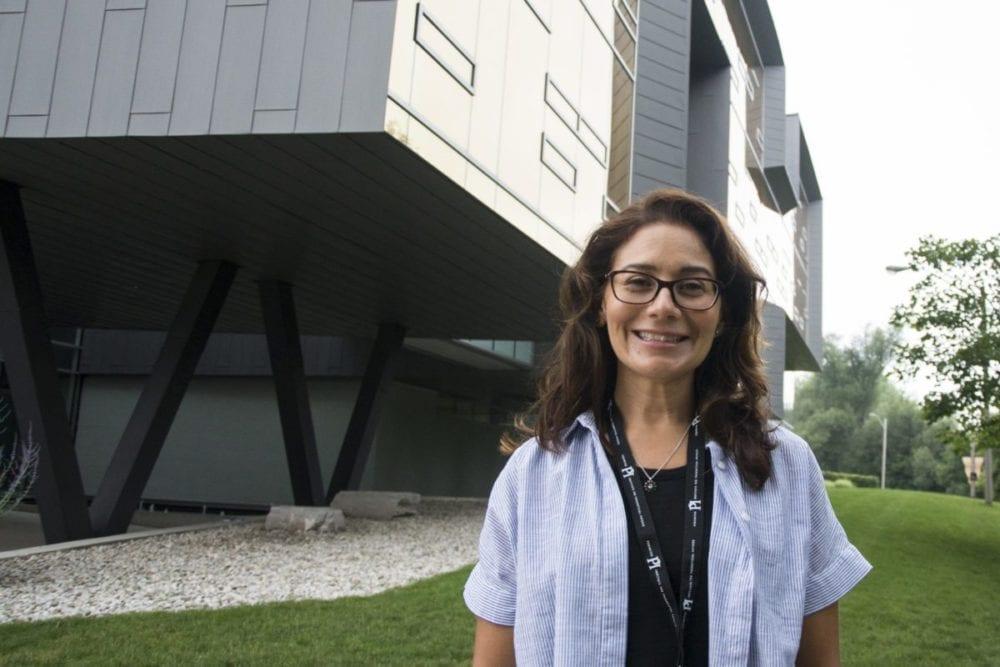 Valencia High School teacher studies at international physics institute