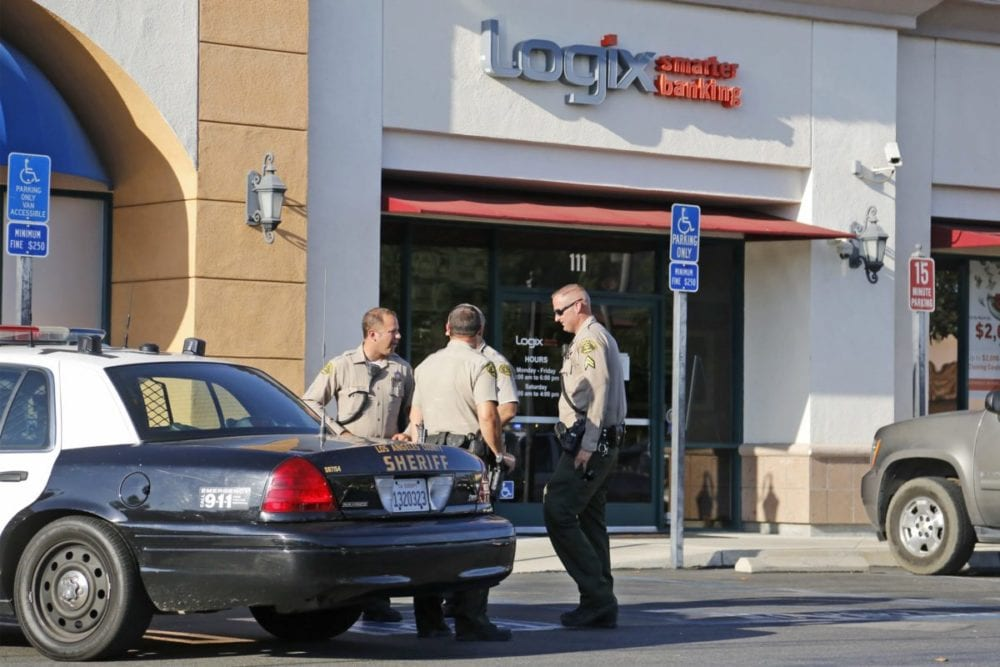 UPDATE: PT Cruiser Bandit suspected in 3rd SCV bank robbery
