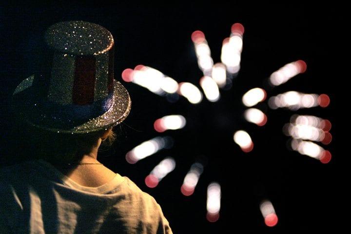 7/4 Fireworks