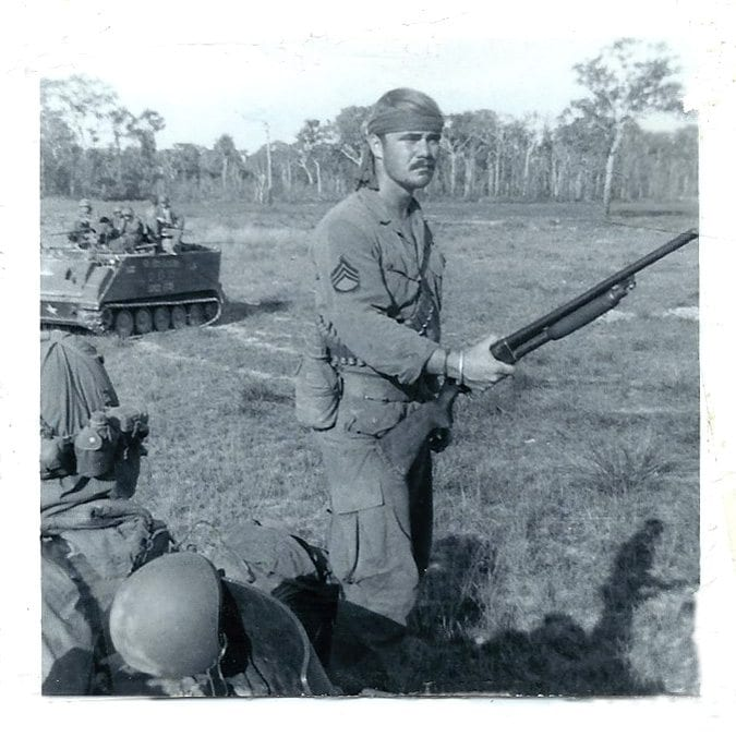 Melvin R. Barnes, 34 man Cambodian Border mission, 1970. 25 Casualities