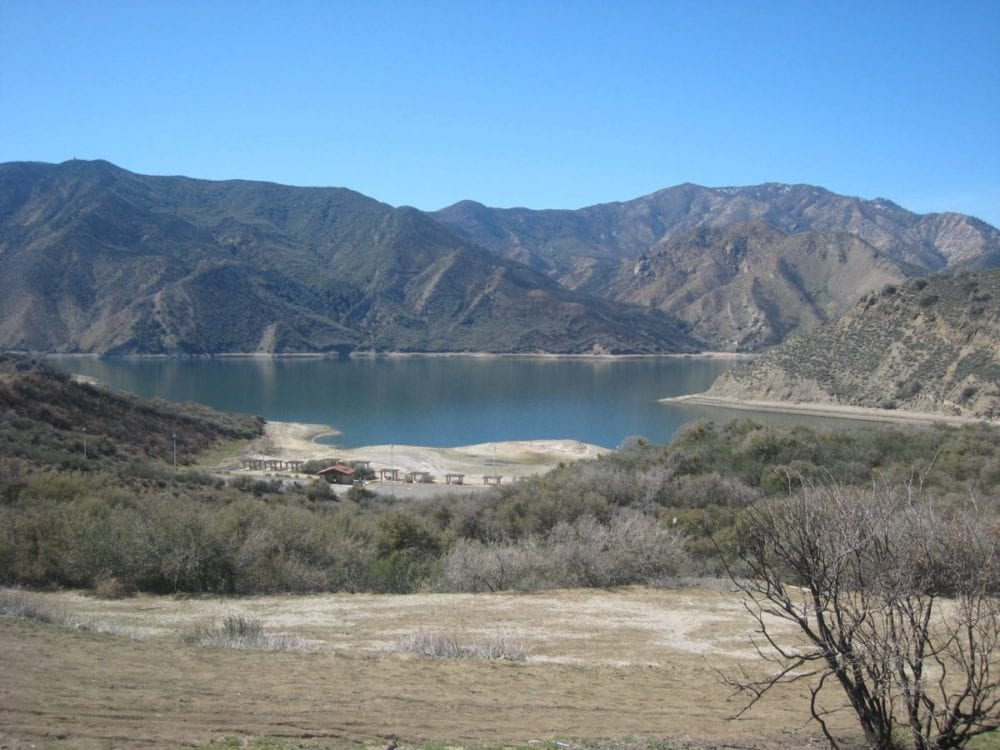 Newhall man questioned about Pyramid Lake stabbing death