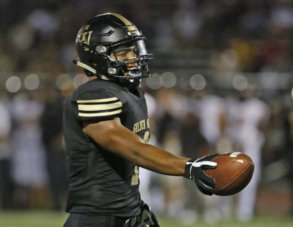 Foothill League football teams make final tune-ups for Friday