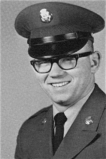Dennis R. Witzel Army Portrait
