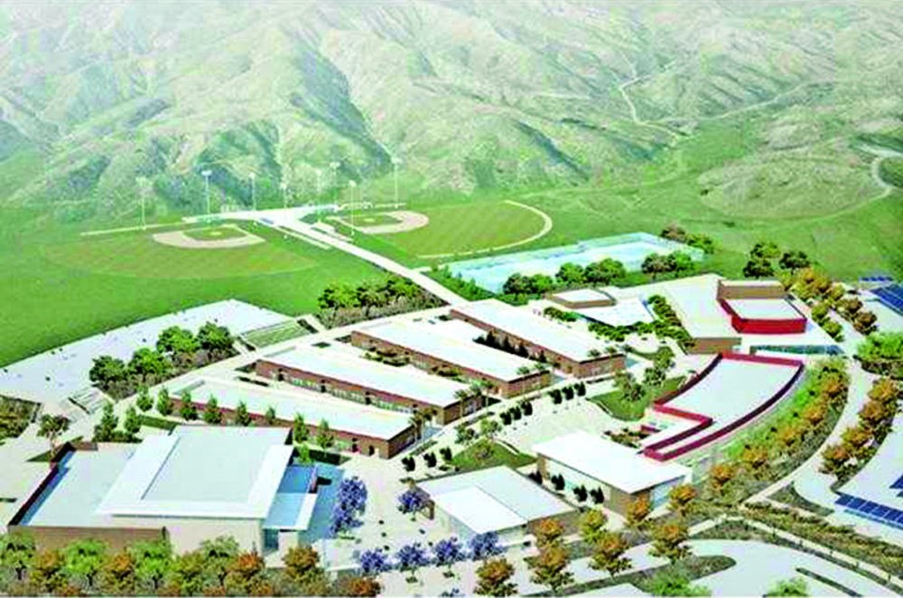 COC, Hart considering collaborative opportunities at Castaic High School