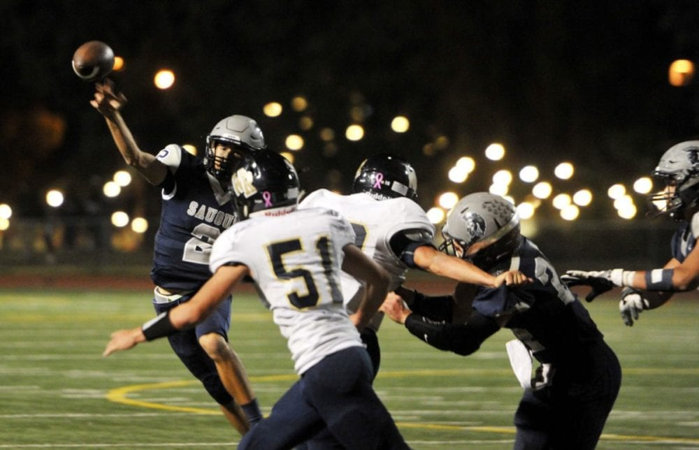 Valencia and Saugus to clash in battle of Foothill League unbeatens