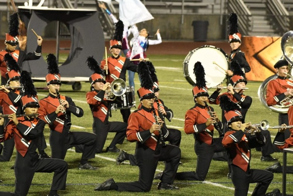 Hart marching band preps for 36th annual Rampage