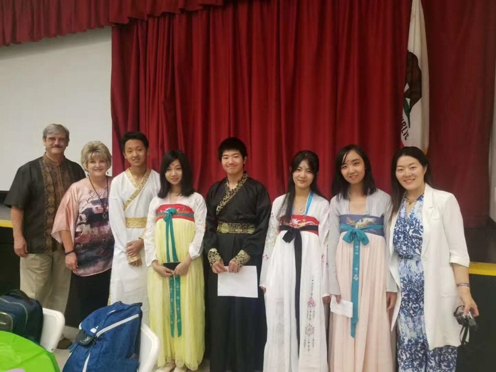 Los Angeles Language Academy celebrates Chinese Mid-Autumn Festival