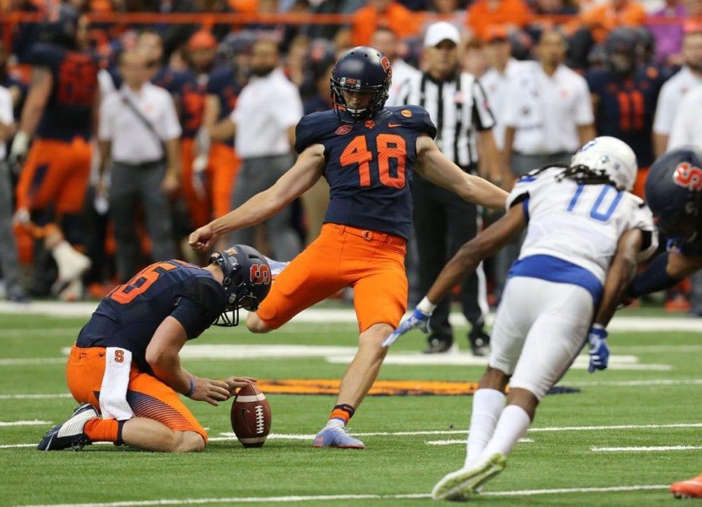 Syracuse University vs CCSU