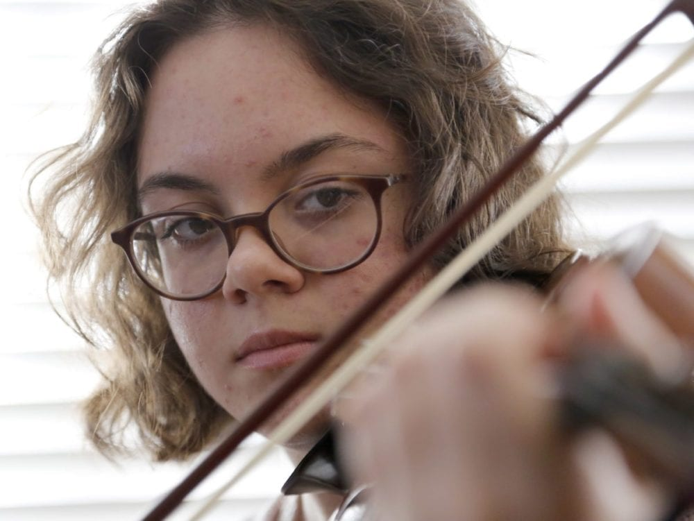 High school student earns chance to perform at Carnegie Hall