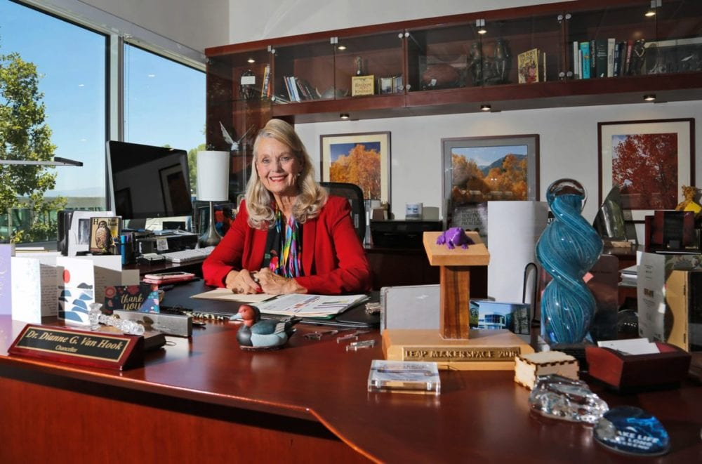 30 years at helm of College of the Canyons has seen huge growth