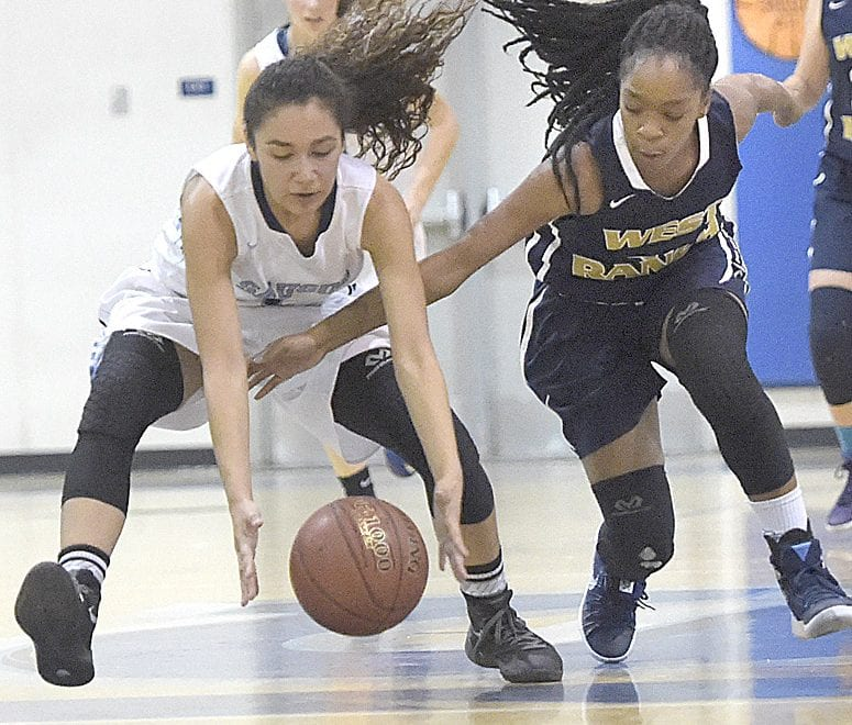West Ranch girls hoops wants to be defined by play, not age
